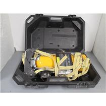 Scott Air Pak 30 Min Self Contained Breathing Apparatus w/Hard Polyethylene Case
