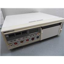 HP Hewlett Packard Series 50XM Fetal Monitor M1350B
