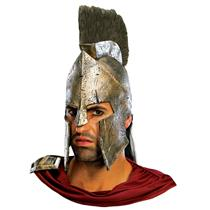 300: Deluxe King Leonidas Spartan Headpiece