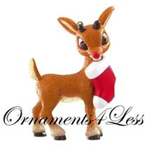 American Greetings 2011 Rudolph The Red Nosed Reindeer - Rudolph with Stocking - AG0R-113Z