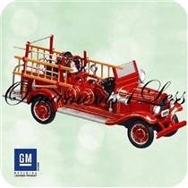 2003 Fire Brigade #1 - 1929 Chevrolet Fire Engine - QX8449 - SDB