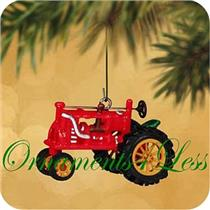 2002 Antique Tractors #6 - QXM4336