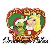 Carlton 2007 The Muppets Kermit and Miss Piggy - Magic - CXOR119R - SDB