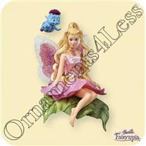 Hallmark Keepsake Ornament 2006 Barbie Doll Fairytopia - #QXI6206-SDB