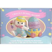 1990 Crayola Bunny Figurine - EPR3701