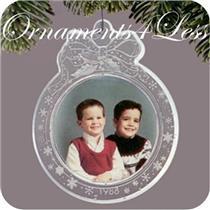 1988 Christmas Memories - Photoholder