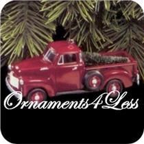 1997 All American Trucks #3 - 1953 GMC Truck - QX6105 - NEAR MINT BOX