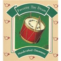 1986 Favorite Tin Drum - QX5143 - DB