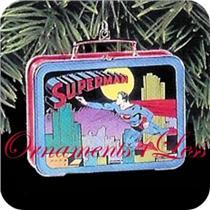 1998 Superman Commemorative Lunch Box