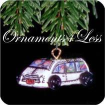 1993 On the Road #1 - Family Wagon - QXM4002 - SDB