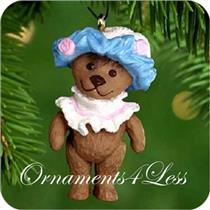 2000 Teddy Bear Style #4 - QXM5954