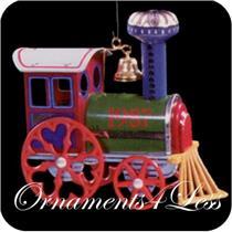 1987 Tin Locomotive #6 - NR-MINT BOX