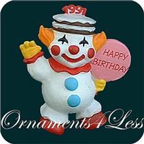 1991 Birthday Clown