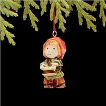 1988 Little Drummer Boy - Miniature Ornament - QXM5784 - DB