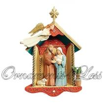 Hallmark Keepsake Ornament 2007 A Child was Born - #QXG7597