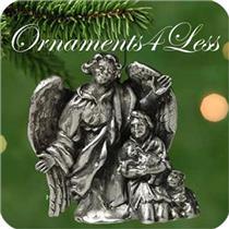 2001 The Nativity #4 - QXM5255