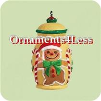 2004 Cookies Anyone - Miniature Ornament - WD3037