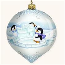 2008 Having a (Snow) Ball! - Ceramic Ball - LPR3421 - DB WITH NO TAG