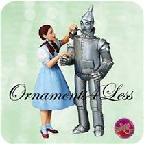 2003 Dorothy and The Tin Man - QXI8299 - SDB