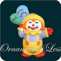 1992 Birthday Clown