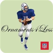 2004 Football Legends #10 - Peyton Manning - QX8521 - SDB