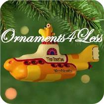 2000 Yellow Submarine - The Beatles - QXI6841 - NEAR MINT BOX