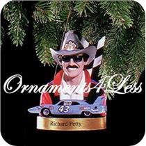 1998 Stock Car Champions #2 - Richard Petty - WORN BOX