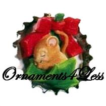 1993 Forty Winks - Miniature Club Ornament - Signed By Artist