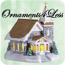 2003 Candlelight Services #6 - Fieldstone Church - QX7429 - SDB