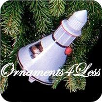 1997 Journeys Into Space #2 - Friendship 7 - Magic - QLX7532 - PLEASE READ DESCRIPTION
