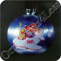 1983 Muppets - Satin Ball - SDB