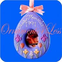 1991 Easter Memories Photoholder - SDB