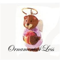 1996 Natures Angels #7 - Miniature Ornament - QXM4111
