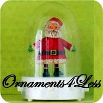 2008 Happy Tappers Santa - NO TAG - XAG5053