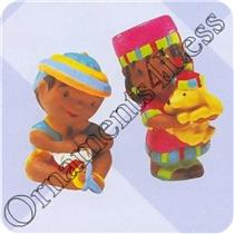 1996 PendaKids - Set of 2