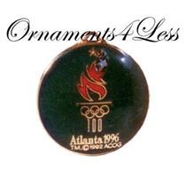 1996 Cloisonne Medallion - Miniature Ornament - QXE4041 - SDB