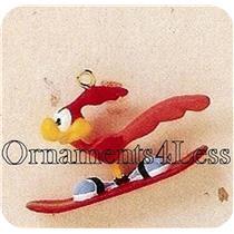 1995 Little Beeper - Miniature Ornament - QXM4469