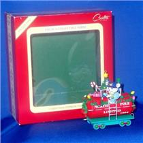 1994 Christmas Express #5 - Tanker - NR-MINT BOX - ORN012L