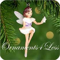 2000 Star Fairy - Miniature Ornament - QXM6101