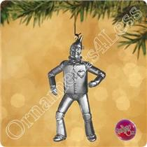 2002 The Tin Man - Wizard of Oz Miniature - QXM4556