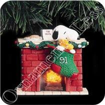 1991 Peanuts #1 - Magic - QLX7229