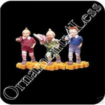 1999 The Lollipop Guild - Set of 3 Wizard of Oz Miniature Ornaments - SDB