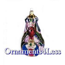 1998 Gold - Gifts for a King - Crown Refelections - Glass - QBG6836 - DB