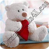 2006 Heartly Bear - Sound & Motion - Hallmark Plush Valentines