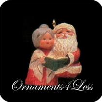1992 The Kringles #4 - Miniature Ornament