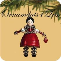 2002 Jingle Belle - Miniature Ornament - QXM4483