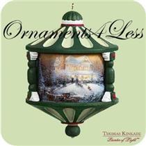2004 Victorian Christmas - Thomas Kinkade - QXG5521 - NEAR MINT BOX