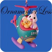 1995 Here Comes Easter #2 - QEO8217 - NO TAG