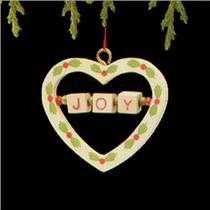 1988 Joyous Heart - Miniature Ornament - QXM5691 - DB