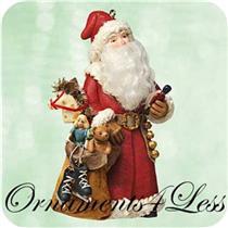 2003 Gifts For Everyone - A Visit From Santa - QP1409 - SDB
